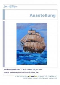 Ausstellung Jens Roessiger